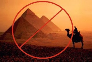 "9 out of 10 Egyptians claim they were ""overjoyed"" when the Armed Forces destroyed the pyramids."